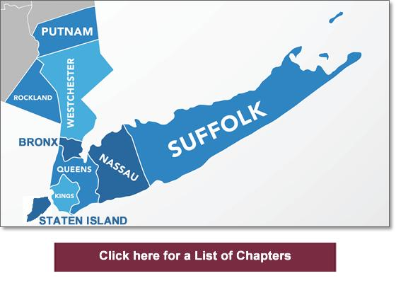 BNI Westchester, Rockland, Putnam Counties, The Bronx, Long Island and The Outer Boroughs